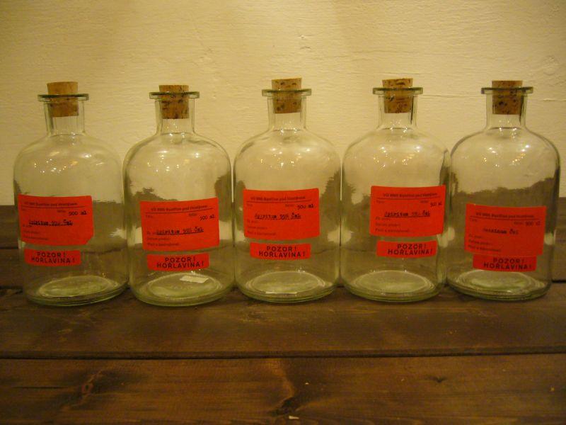 画像1: 薬ビン