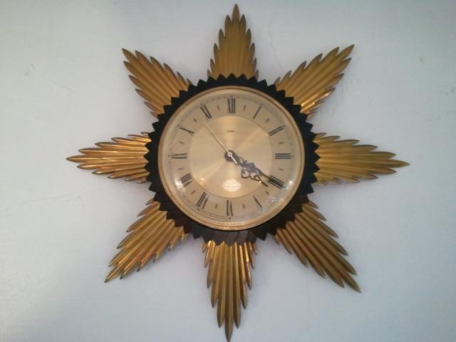 画像1: Wall clock SG-017