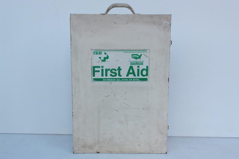 画像1: First Aid metal cabinet  SG-019