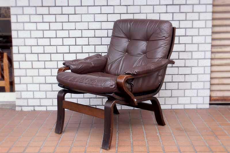 画像1: Easy chair SC-053
