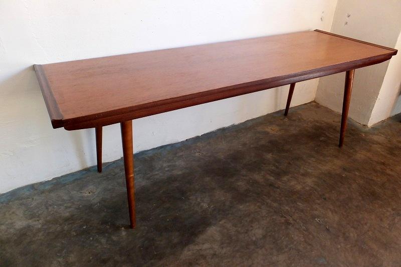 画像1: Center table ST-056