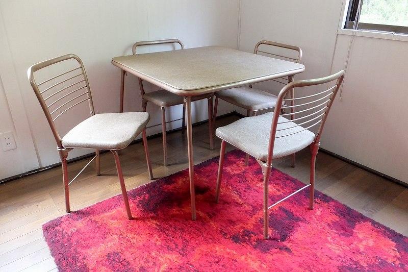画像1: Dining set  RT-004