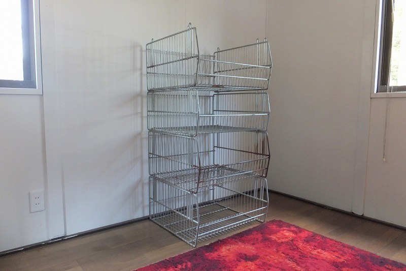 画像1: Stacking Rack RG-005