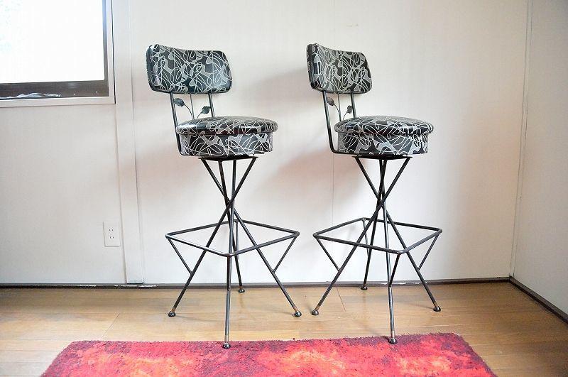 画像1: Bar stool  RC-008