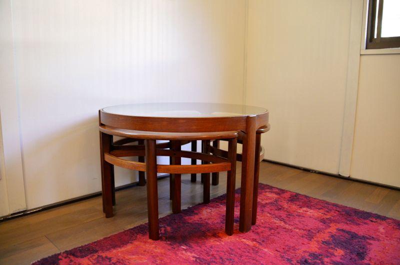画像1: Nest table  RT-015